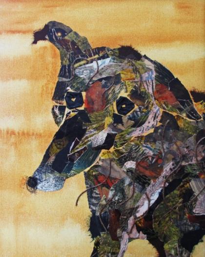 Stephanie H. Arf - collage