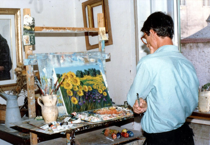 Antonio Anelli in my work_house