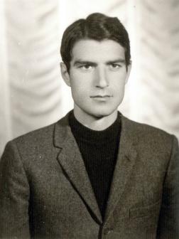 Antonio Anelli my photo in 1968