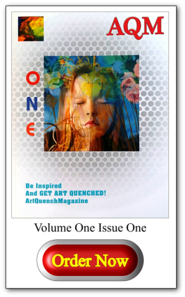 aqm cover volume one issue one order now
