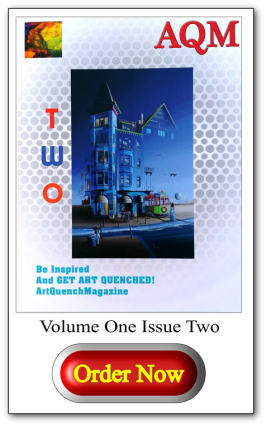 aqm cover volume one issue two order now