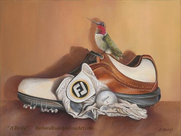 Barbara Rudolph A Birdie