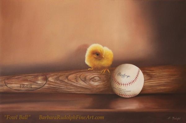 Barbara Rudolph Fowl Ball