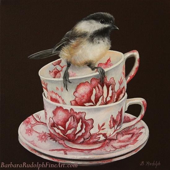 Barbara Rudolph The Boston Tea Party