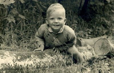Claus Larsen 3yrs Old