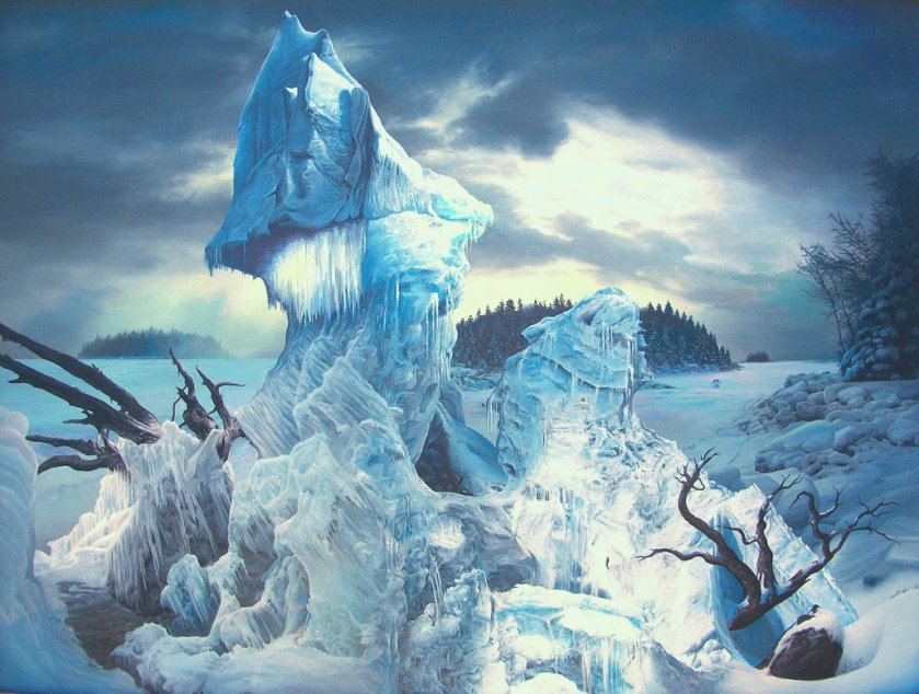 James McCarthy Along the frozen Lake 6e440b123dbea6f99e99fe80e805f376 (2)