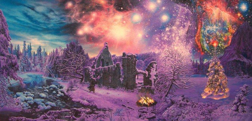 James McCarthy Stars and Snow