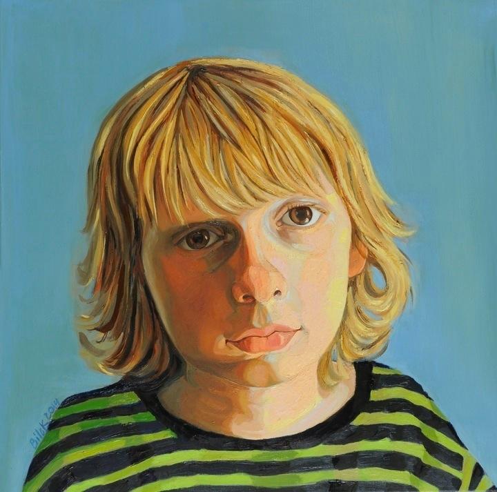 Jennifer Bilek Portrait of Charlie