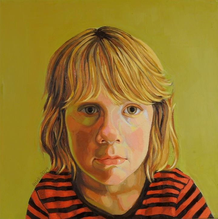 Jennifer Bilek Portrait of Fred