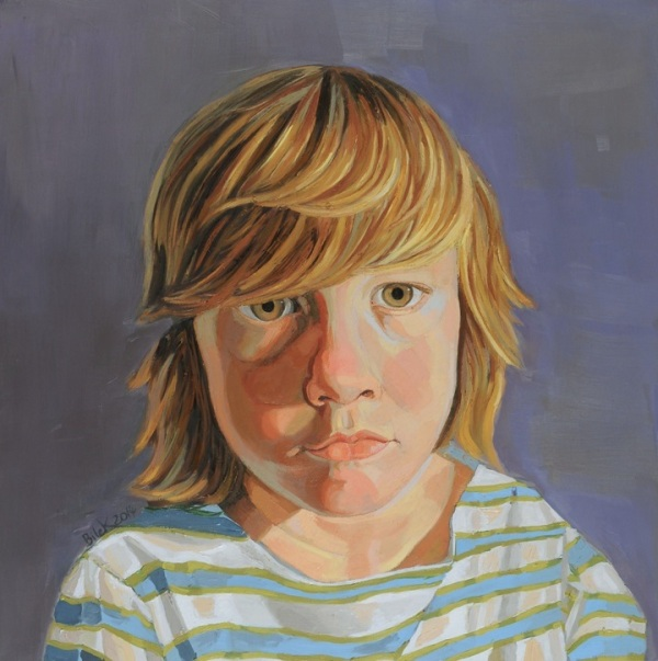 Jennifer Bilek Portrait of Jack