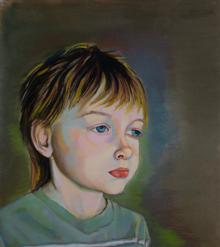Jennifer Bilek Portrait of Jason
