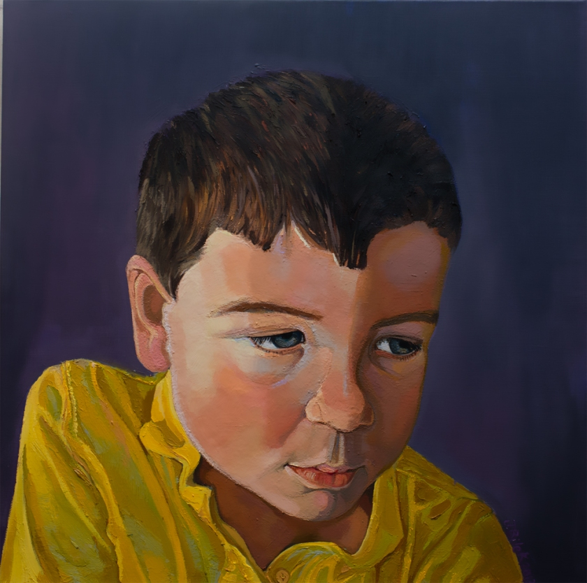 Jennifer Bilek Portrait of Kyle