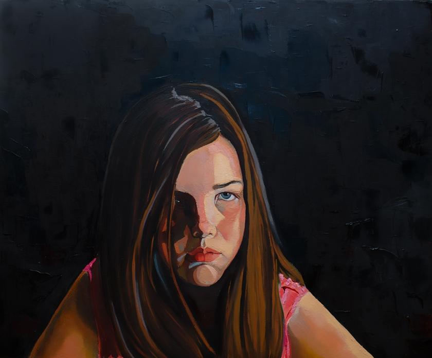 Jennifer Bilek Portrait of Meghan