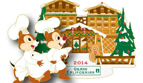 Disney Gingerbread House Collection 02