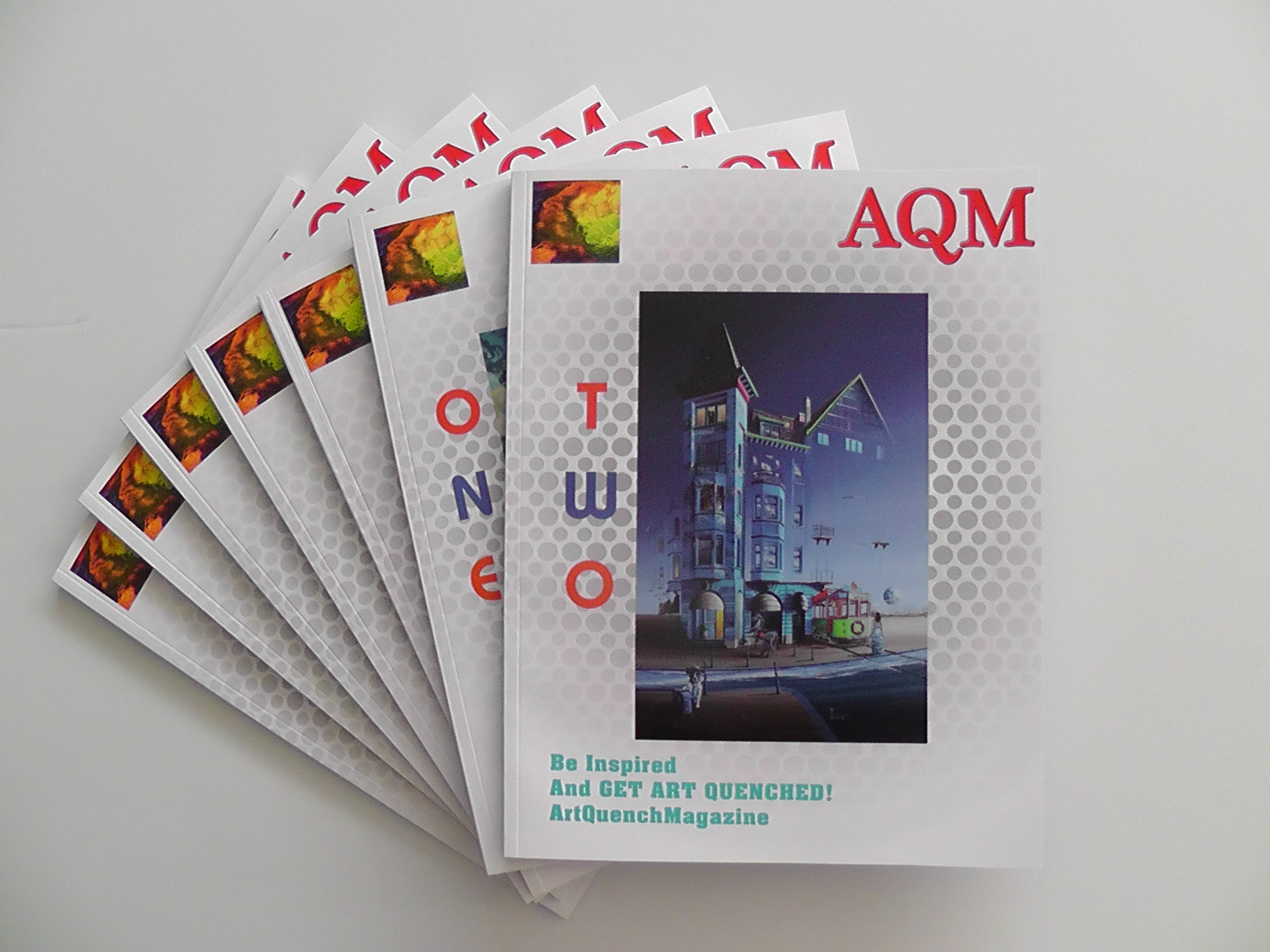 AQM Issue two website S2560022