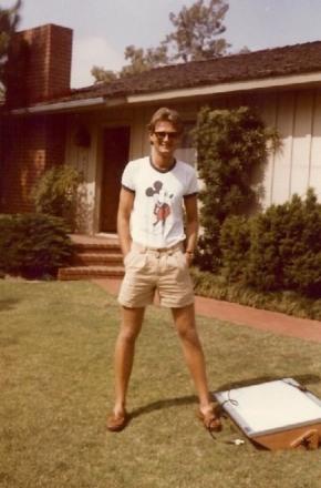 David galchutt college years 02  DavidCentralia1981
