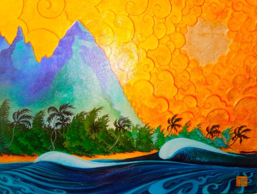 jennifer  Carney Troy Ino Kauai