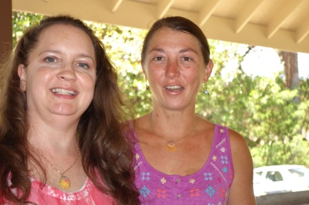 Jennifer   Marionette and Caylin Artists of Kauai resized