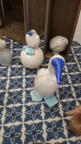 Jackalope   10   Lynn Redmond's Blue Boobies