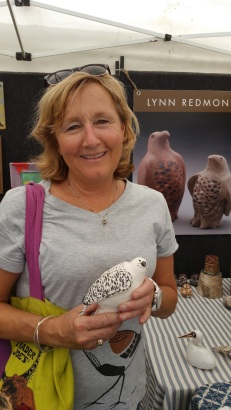 Jackalope  9   Lynn Redmond Clay Arts