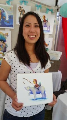 jackalope  Alvina Kwong Illustrator (2)