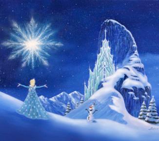 wgg  Disney artist Art of Disney  Larry Dotson   06