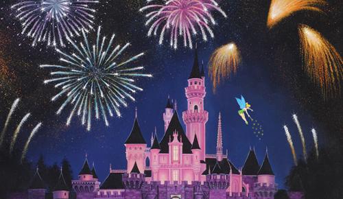wgg  Disney artist Art of Disney  Larry Dotson