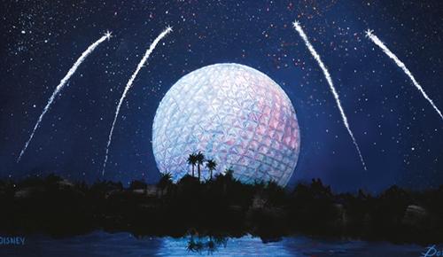 wgg Disney artist larry dotson Art of Disney