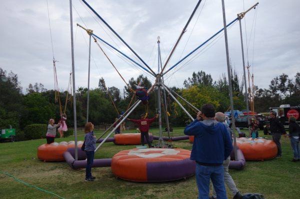 Jennifer    Autry  trampoline
