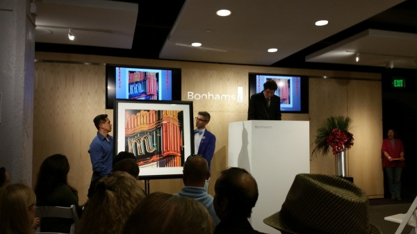 Jennifer Bidding at Bonhams