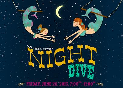 Jennifer June Night Dive