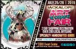 Jackalope art fair 2 Denver