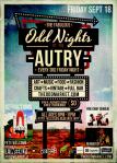 Odd Nights newest image Sept. 2015