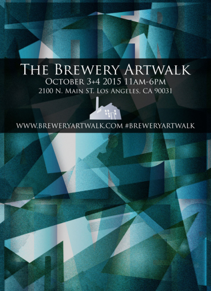 Brewery Artwalk Oct 2015