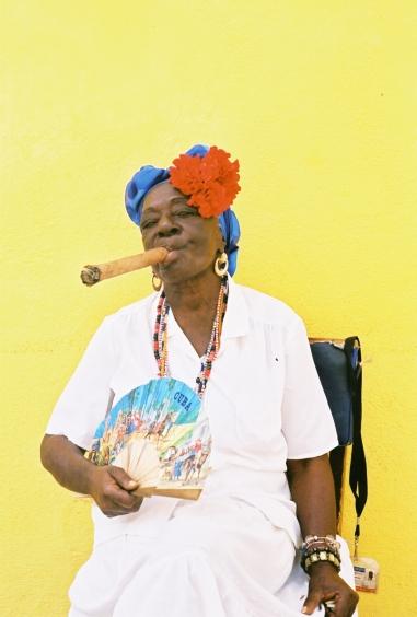 H. Allen Benowitz Cigar Lady I