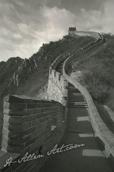 H. Allen Benowitz Great Wall