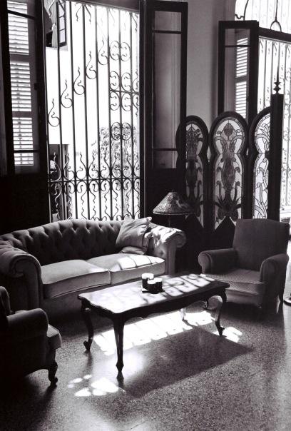 H. Allen benowitz Sitting Room