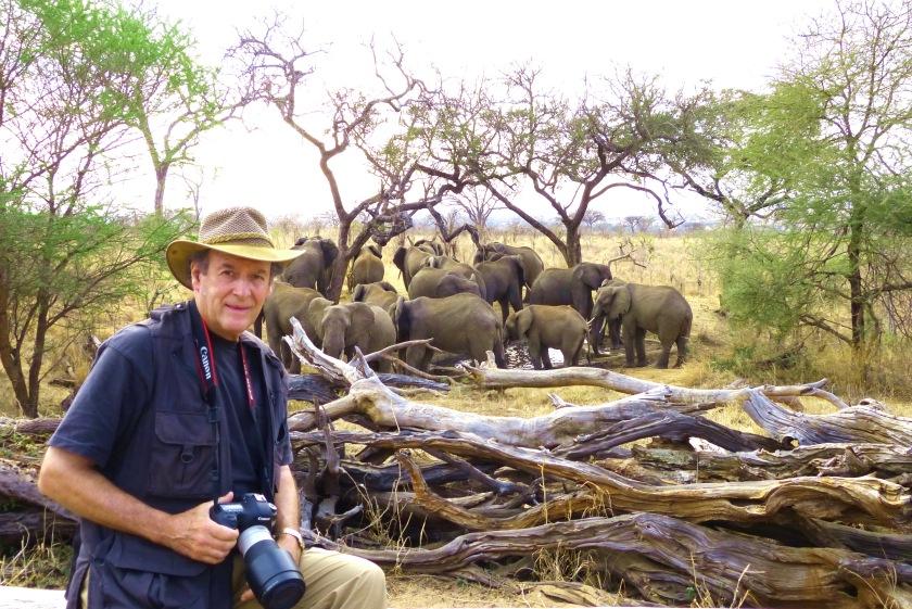 H. Allen Benowitz Tree Tops Bush Camp Serengeti Tanzania AF L1040344
