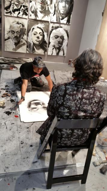 ArtQuench Magazine Anthony Vargas