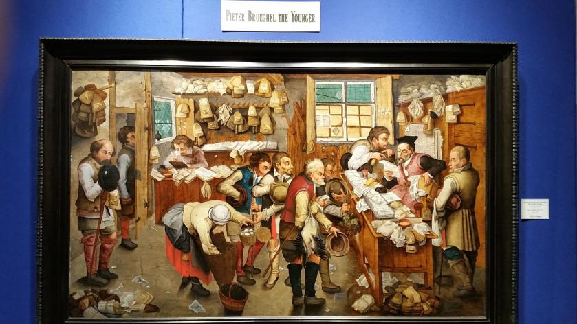 ArtQuench Magazine Peter Brueghel