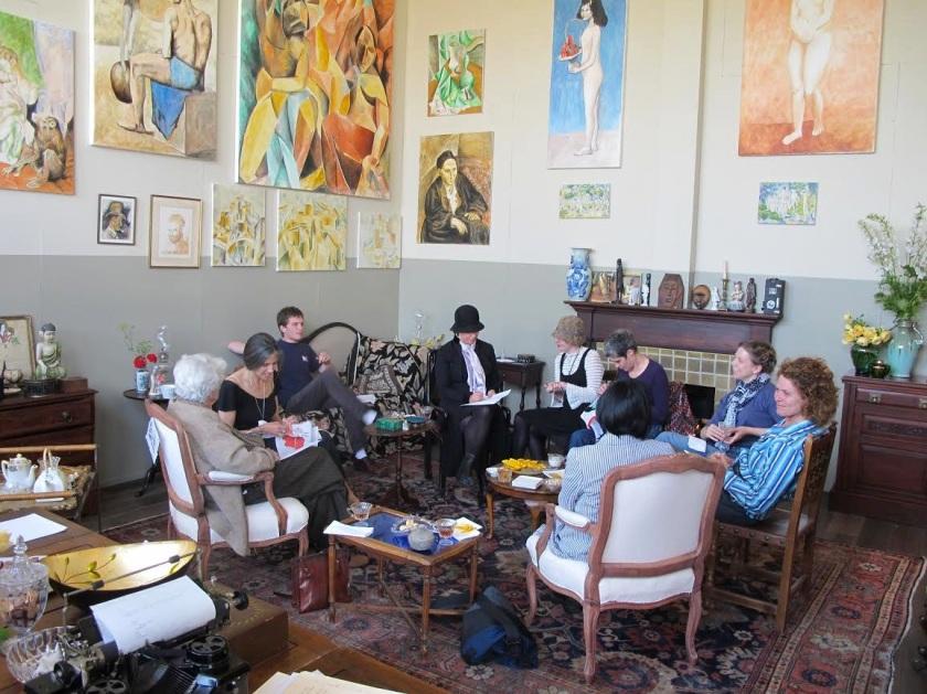 ArtQuench Magazine Salon de Paris la Art Show