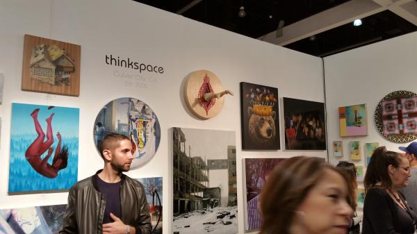 ArtQuench Magazine Think Tank Gallery