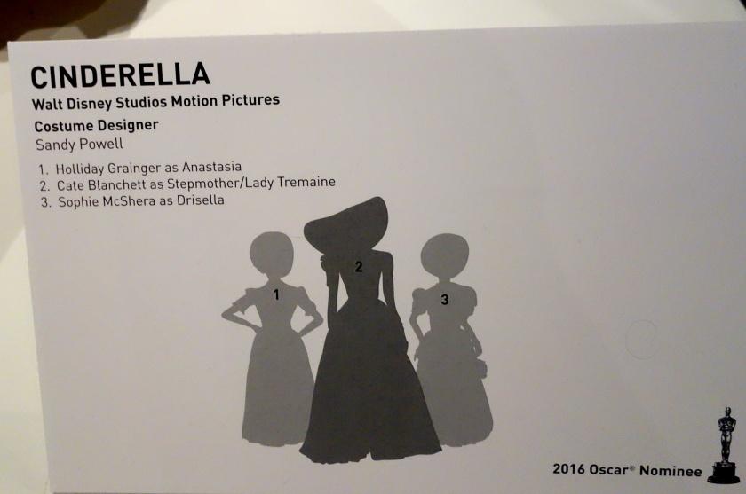 ArtQuench Magazine 4 FIDM Cinderella Credits