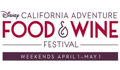 ArtQuench Magazine Features Disney California Adventure Food and Wine Festival
