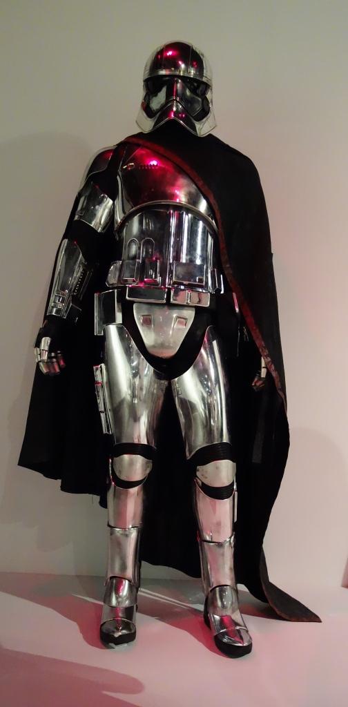 ArtQuench Magazine Jennifer Bentson article 8 FIDM Star Wars Silver Stormtrouper