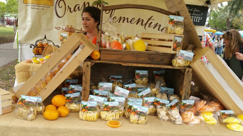 ArtQuench Magazine Jackalope Orange Clementine 01
