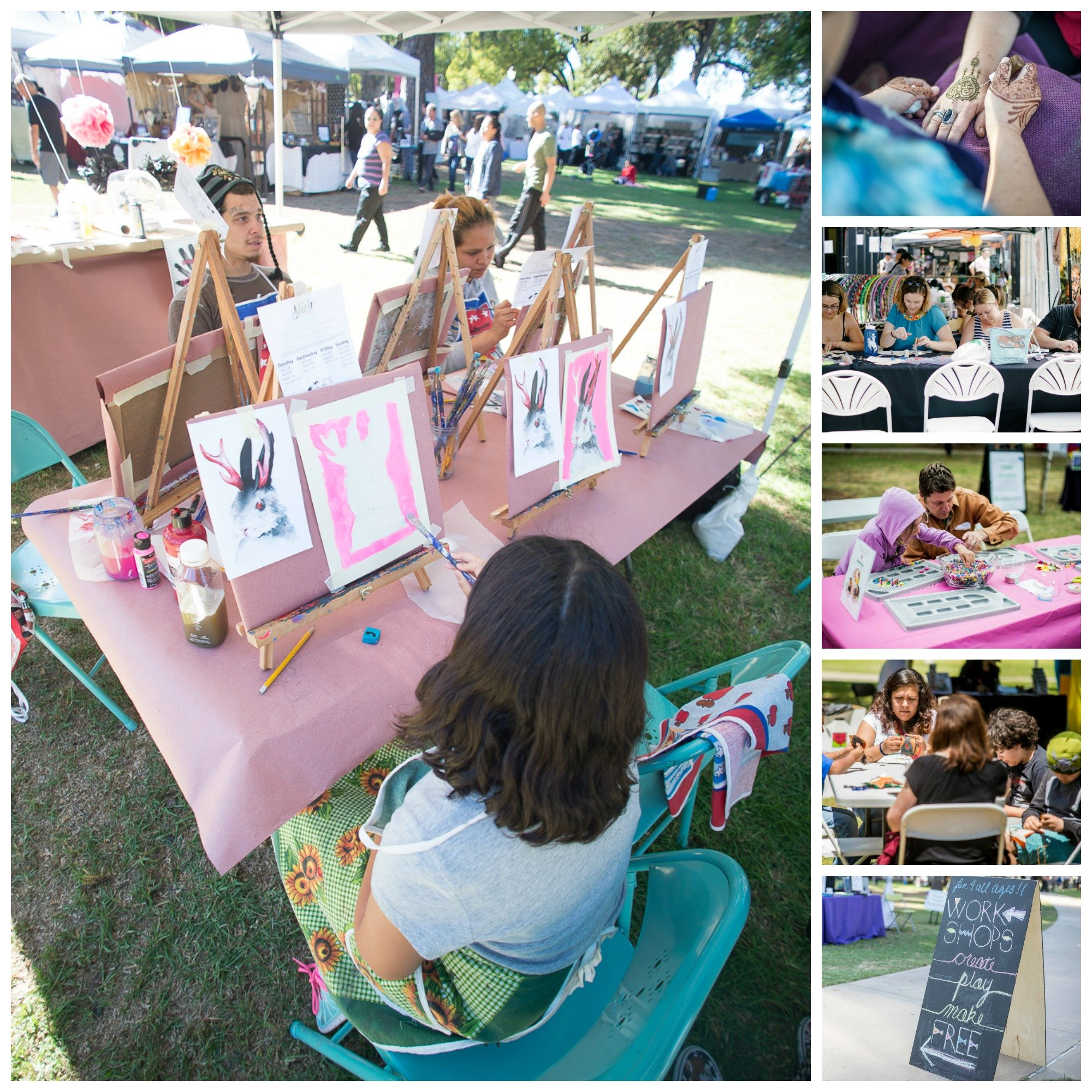 Jackalope arts and crafts fair and 13 be inspired for Arts and crafts fairs
