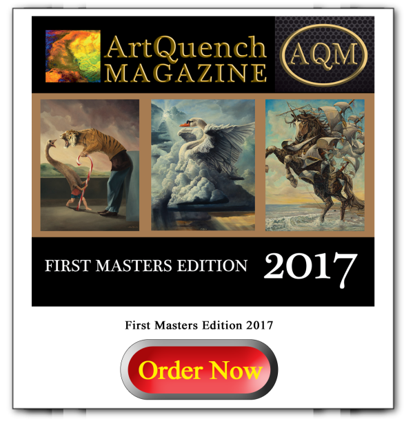 ArtQuench Magazine First Masters Edition 2017 Button (3) large