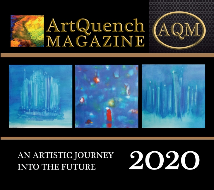 Showcase Your Artwork In Our Next Hard Copy Issue Of Aqm