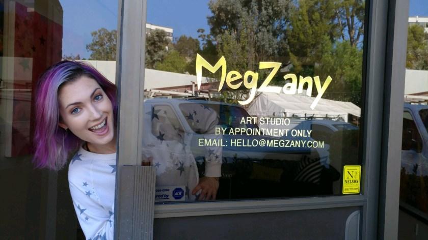 MZ Studio Door